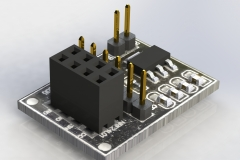 NRF24L01 - Power Adapter
