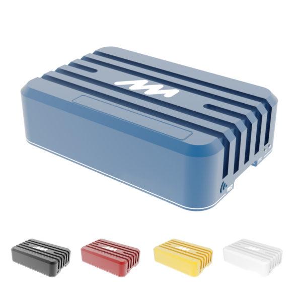 Raspberry Pi 3 Aluminum Case Overview